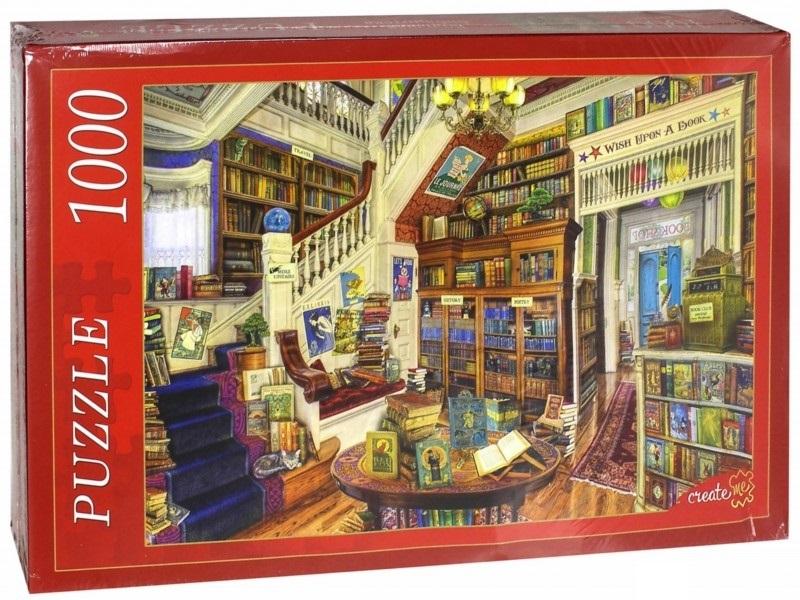 Пазл 1000 Большая библиотека