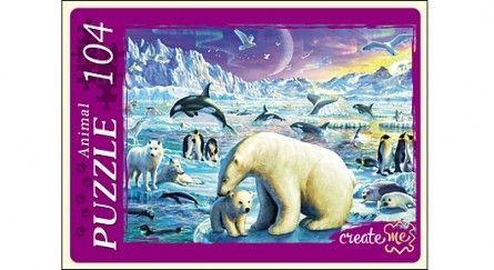 АКЦИЯ19 Пазл 104 Арктическая ночь