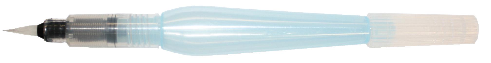 Кисть с резервуаром для Aquash Brush in bulk средняя