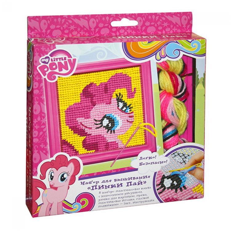 Набор для вышивания Пинки Пай