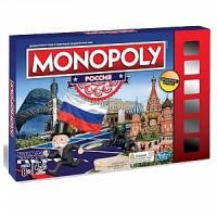 Настольная Монополия Россия (новая уникальная версия) МАХ СКИДКА 15% РО