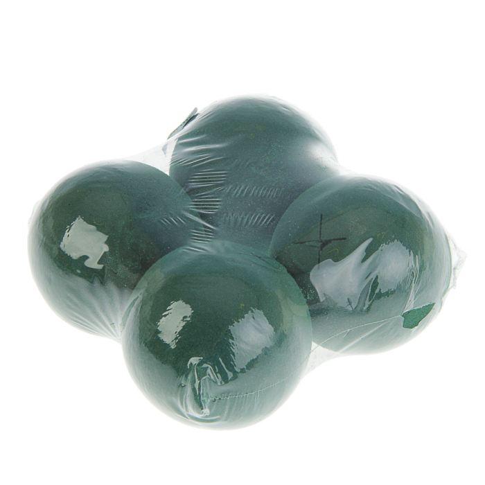 Губка флористическая 9см Виктория шар