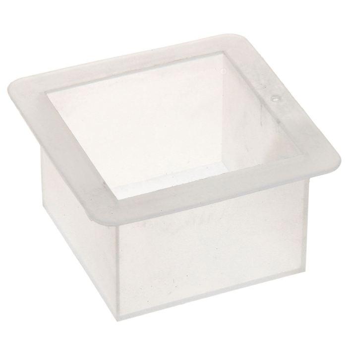 Творч Форма силиконовая Куб на 500г
