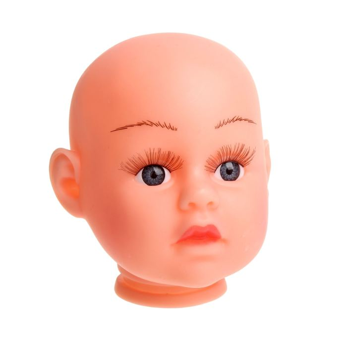 Голова для изготовления куклы средний размер