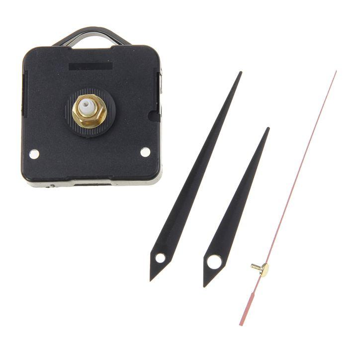 Заготовка Часовой механизм стрелки 59/83 черные