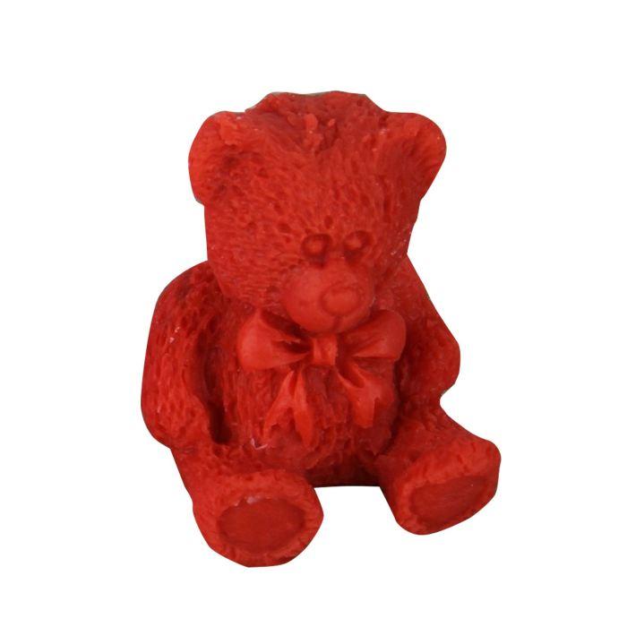 Творч Форма силиконовая Медвежонок 3D