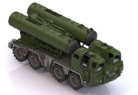 """Машина Ракетная установка """"Щит"""" пластмас.52см"""