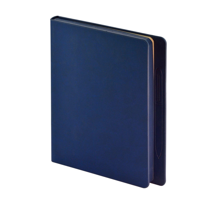 Ежедневник А5 BV Megapolis Magnet синий