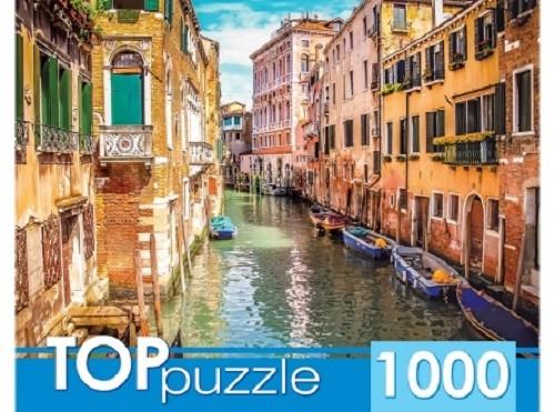 Пазл 1000 Toppuzzle Италия. Венецианская улочка