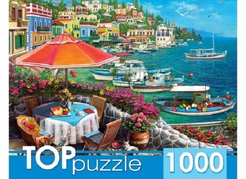 Пазл 1000 Toppuzzle Курортный город