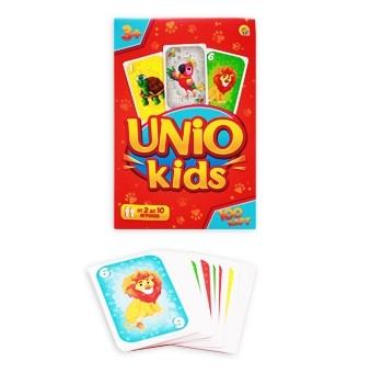 Игра Настольная Унио Кидс unio kids