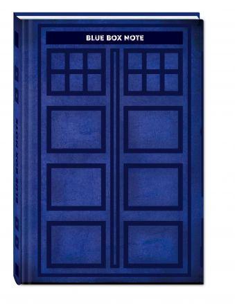 Зап. книжка А5 192л Blue Box Note. Космический блокнот для путешествен