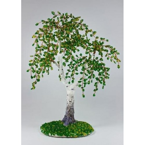 Бисерное Дерево Береза
