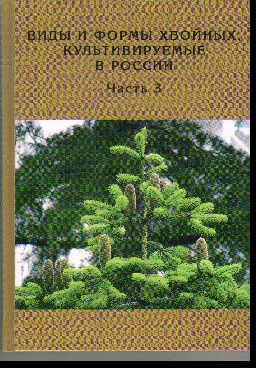 Виды и формы хвойных, культивируемых в России: Ч.3