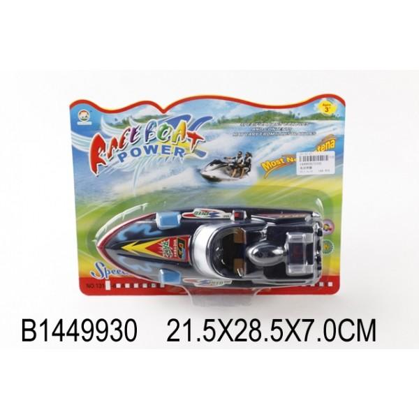 Катер на батар. 21*28*7см. Race Boat