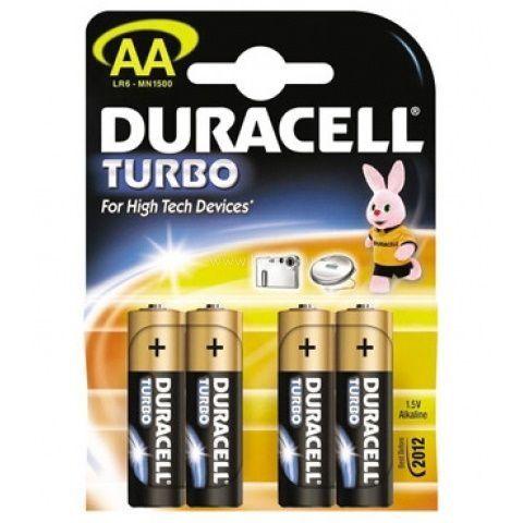 Батарейка DURACELL Turbo Max LR06 LR6 АА пальчиковая (1ШТУКА)