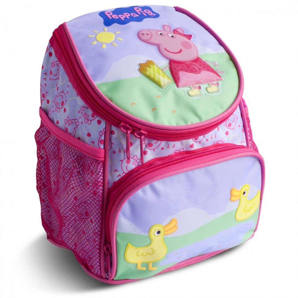 Рюкзак детский Свинка Пеппа и Утка