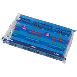 Пластилин 1 цв Giotto Patplume 50гр Синий