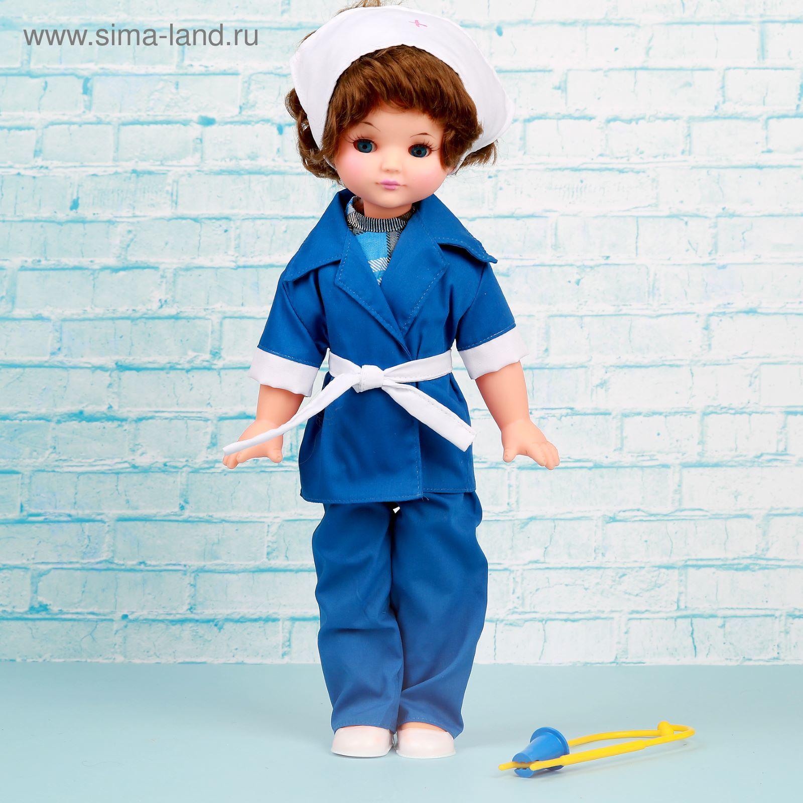 Кукла Врач М1 45см.