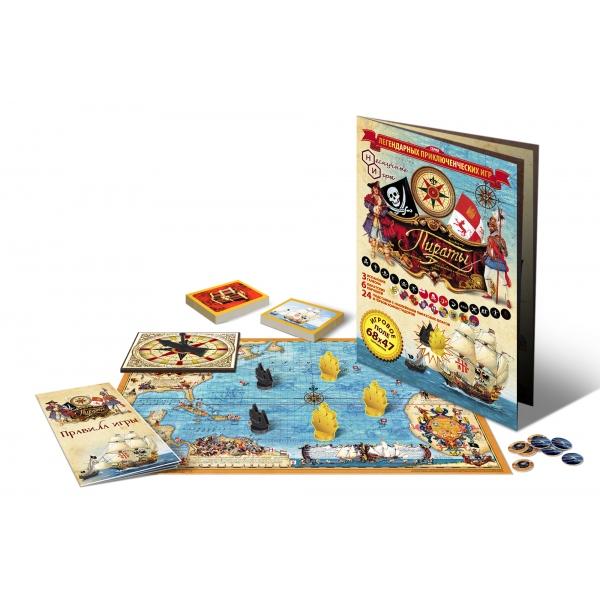 Настольная Пираты (на основе игры 1934 г.!)