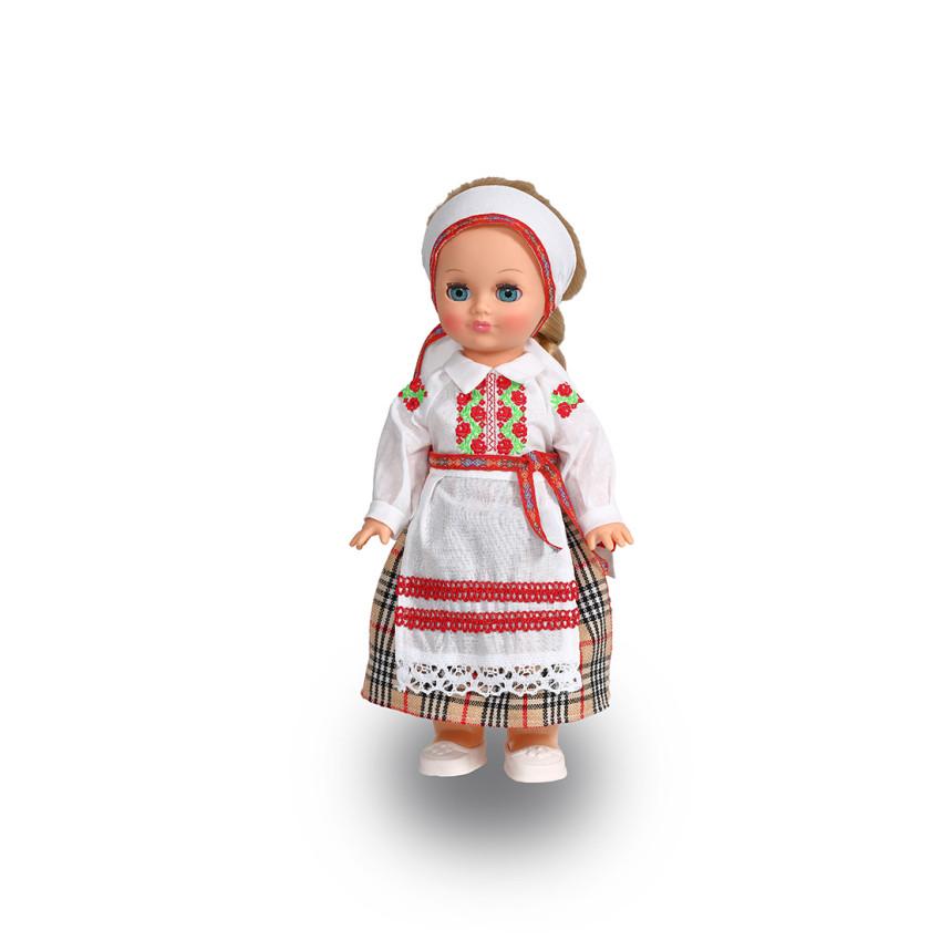 Кукла Элла в белорусском костюме