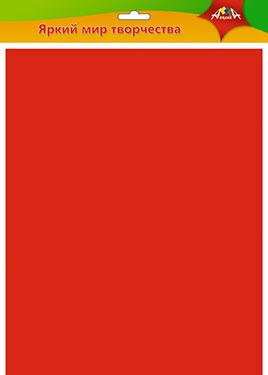 Фоамиран 50*70см Красный 0,7мм