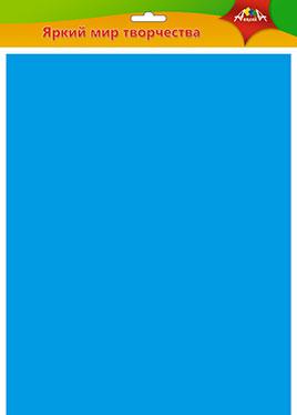 Фетр 1мм 50*70см голубой
