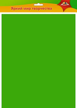 Фоамиран 50*70см Зеленый 0,7мм
