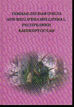 Темная лесная пчела Apis meliifera metlifera L. Республики Башкортостан