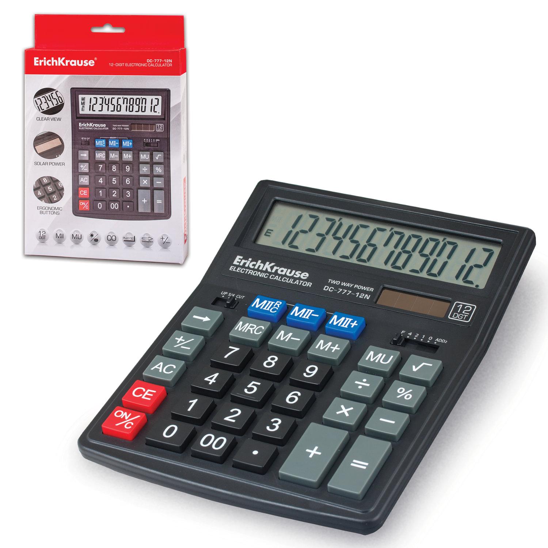 Калькулятор 16 разр. EK DC-777-16N