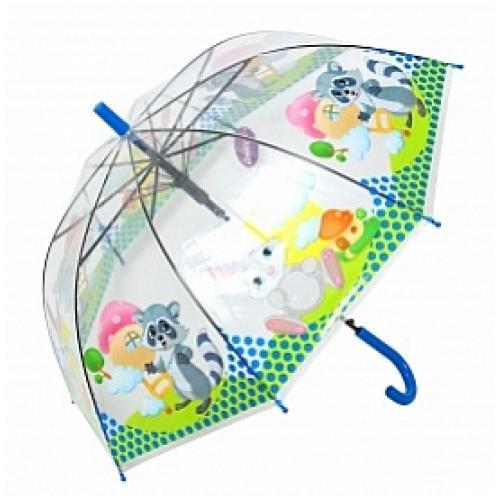 Зонт детский Верные друзья 48см