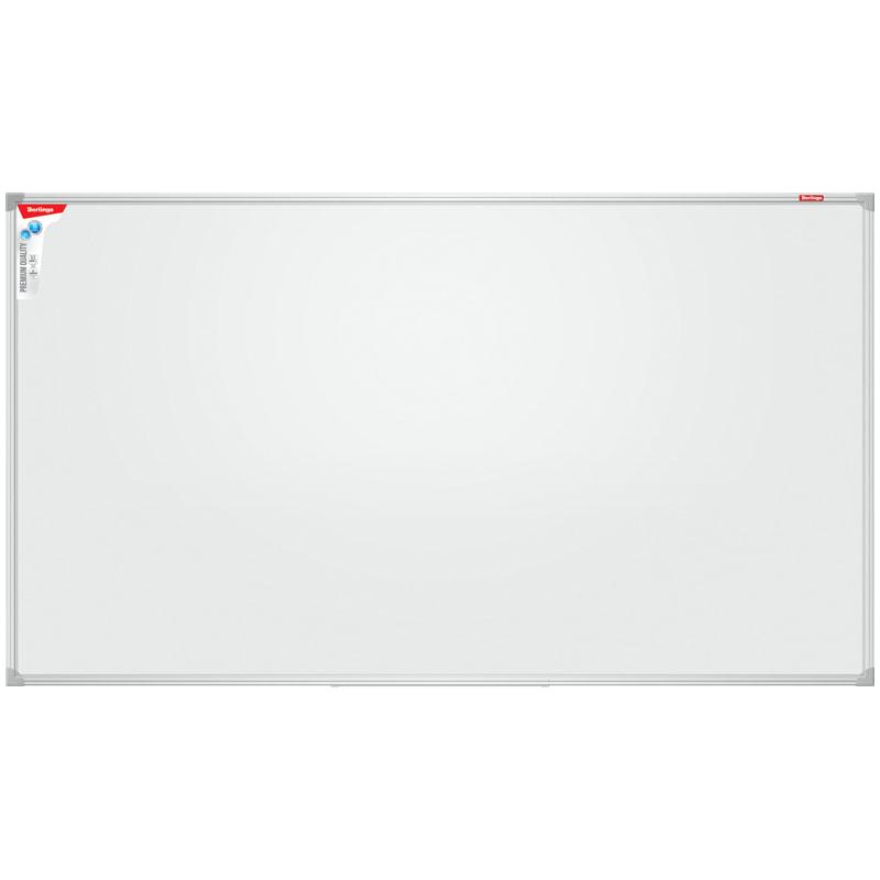 Доска магнитно-маркерная 1000*1800 Premium алюмин рамка полочка