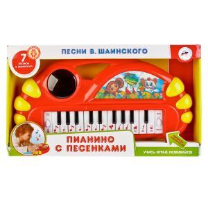 Музыкальная Электропианино с песнями Шаинского В.