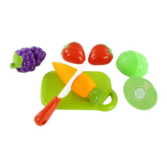 Набор для резки Овощи и фрукты пласт. 4шт в ас-те.