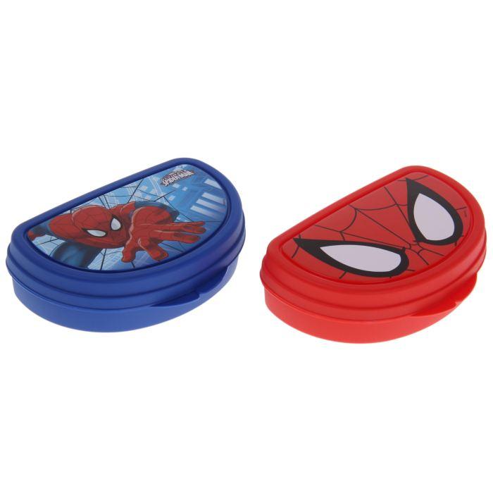 Контейнер для бутербродов Человек-паук