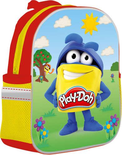 Рюкзак детский Play-Doh оранжевый