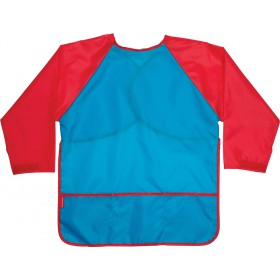 Фартук для труда EK Artberry Синий рубашечный