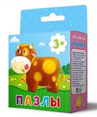 Пазл 16 Корова