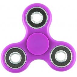 Спиннер Fidget Spinner пластик, фиолетовый