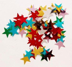 НГ Конфетти новогоднее звезды 13гр