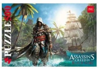 "Пазл 500 Assassin""s creed"