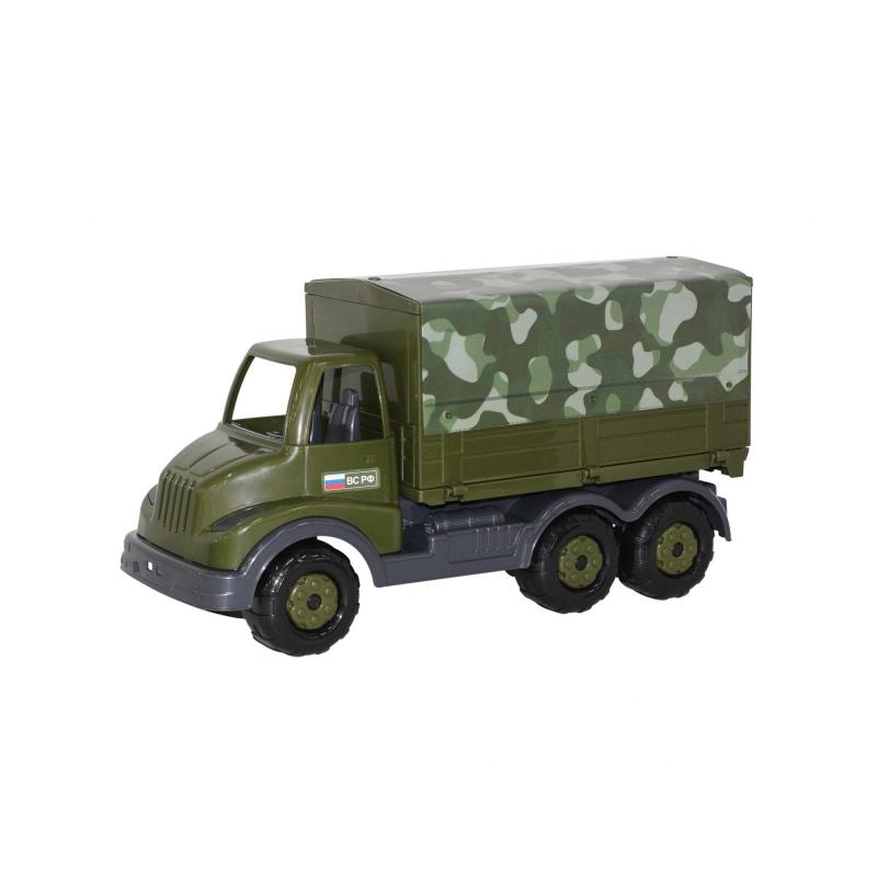 Автомобиль бортовой Муромец тентовый военный