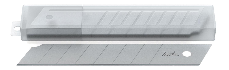 Лезвия д/ножей большие 18мм (набор 10шт)