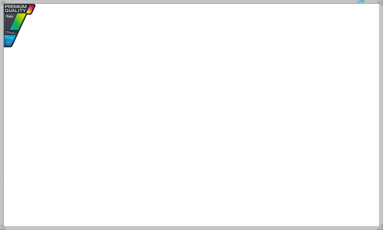 Доска магнитно-маркерная 900*1500 полочка