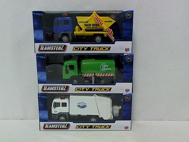 Машина Городской спецтранспорт (мусоровоз, самосвал и уборочная техн.