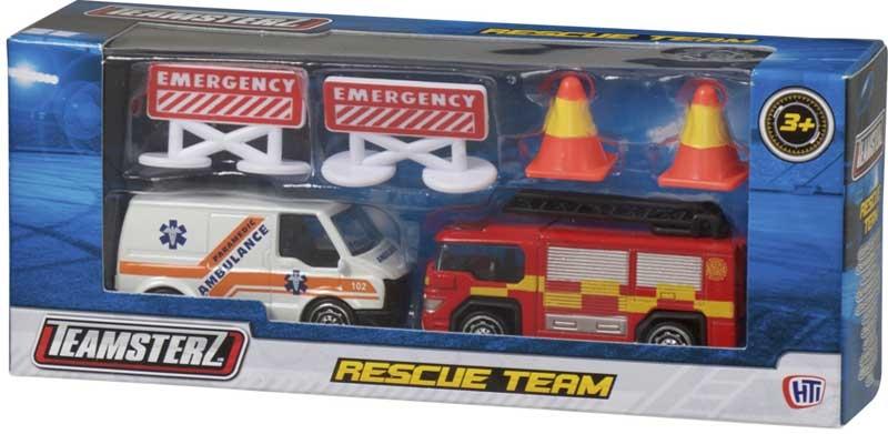 Набор Транспорт спасателей
