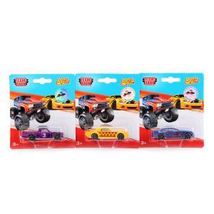 Машина Road Racing 7,5см. металл в ассортим.