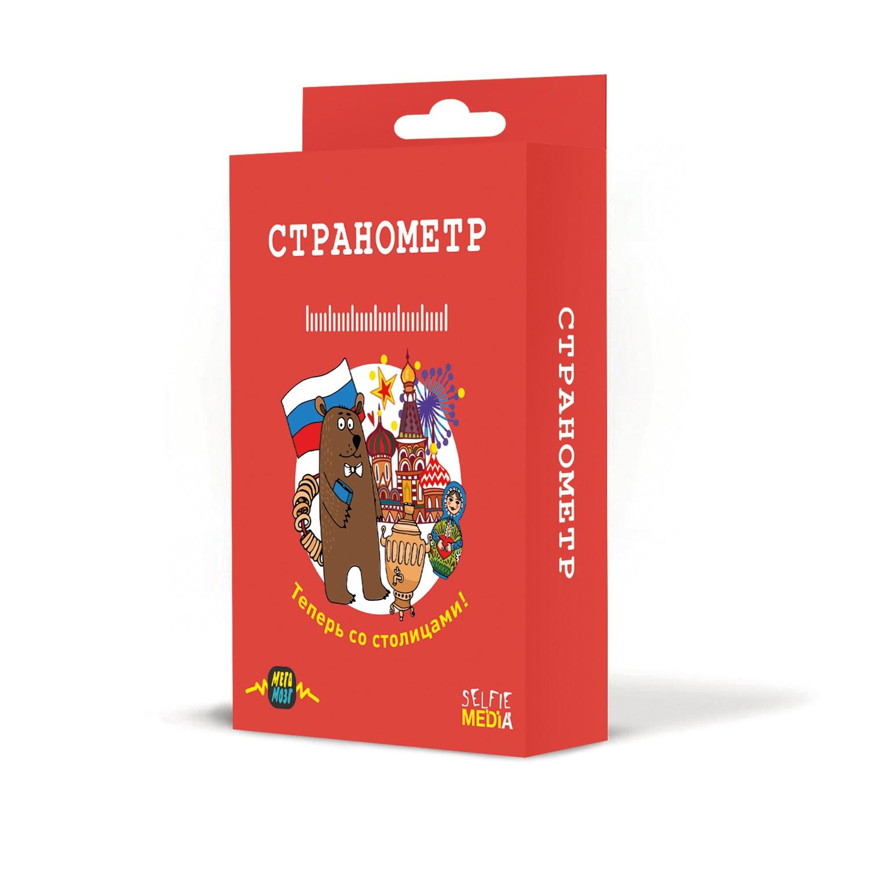 Игра Настольная Странометр 2
