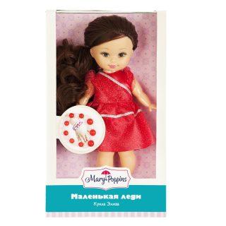 Кукла Элиза с браслетом красн.