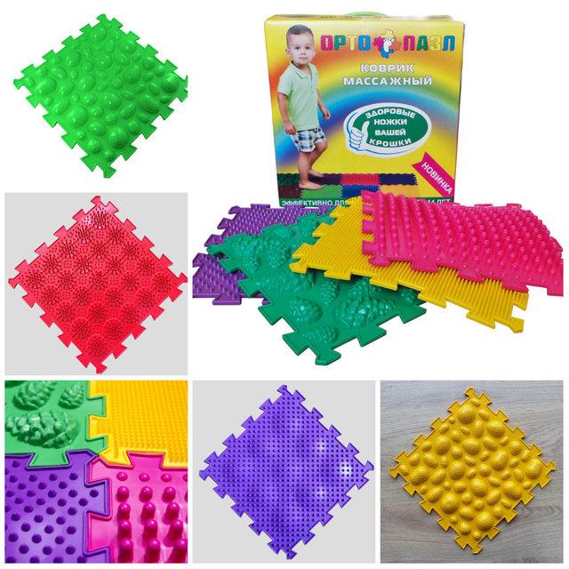 Массажные коврики Комплект Микс-3